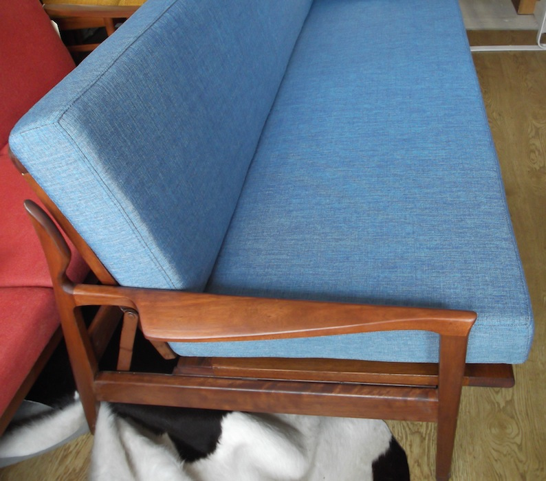 Fler Narvik Day Bed Couch By Fred Lowen Fully Restored