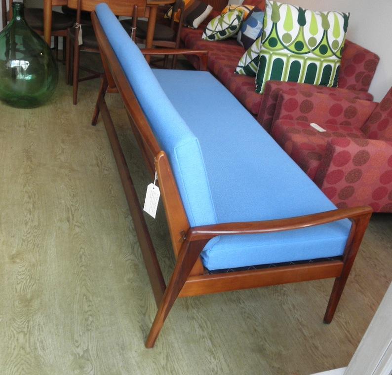 Reupholster Sleeper Sofa: FLER Daybed Sofa Fully Restored And Reupholstered