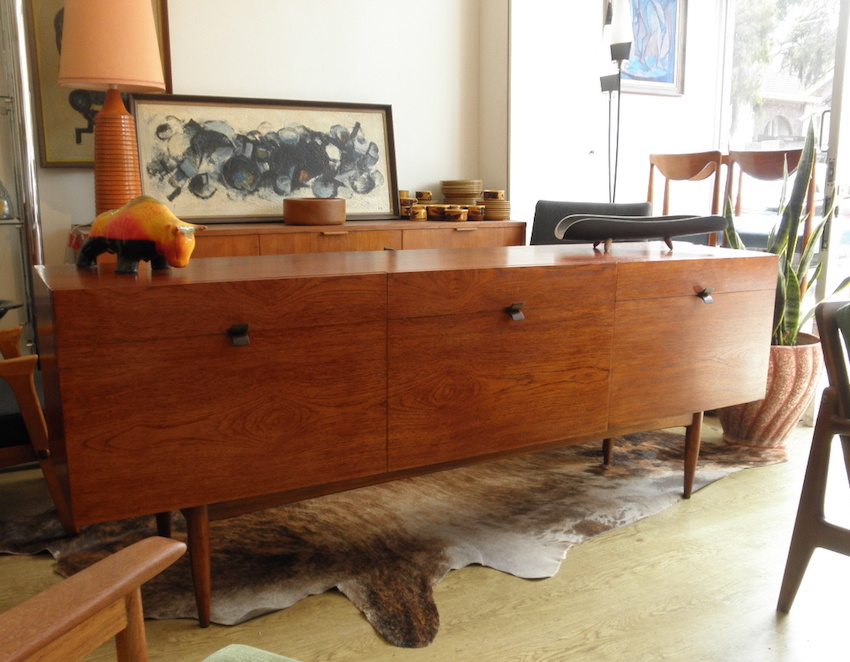Extremely Rare Rodd Mid Century Sideboard Circa 1960s